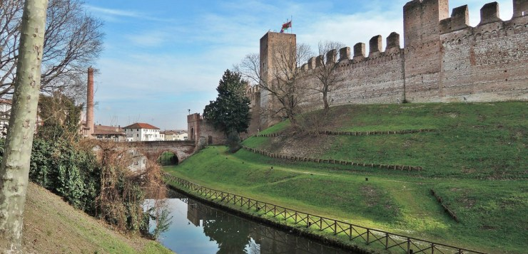 Cittadella walls