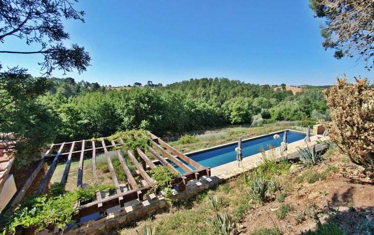 pool at Trafonti