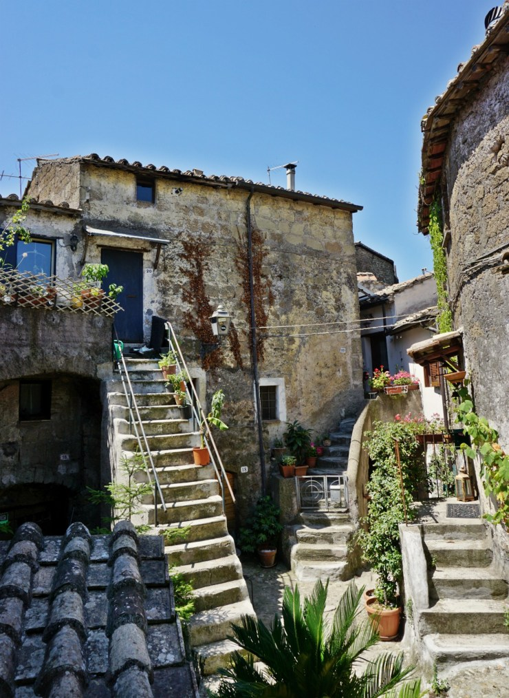 What to see in Calcata Italy