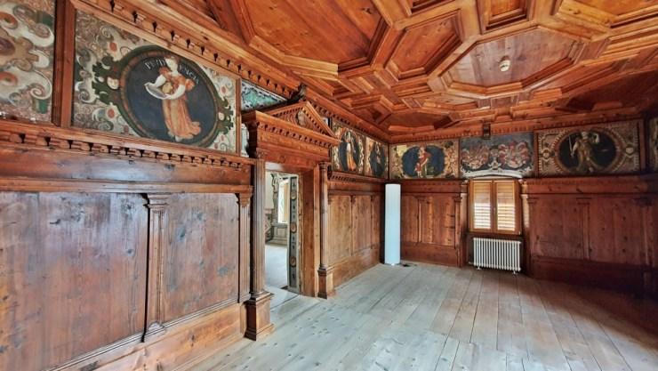 Sarnonico Palazzo Morenberg