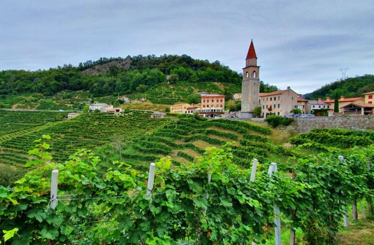 Rolle, Prosecco road itinerary