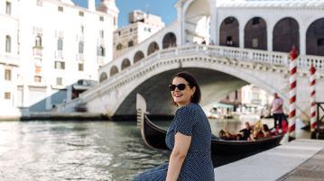 photo shoot in Venice Italy