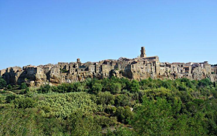 I più bei borghi della Toscana: Pitigliano