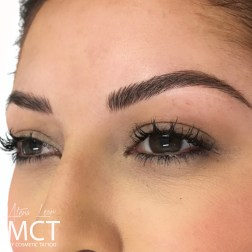 Brow Feathering 3D
