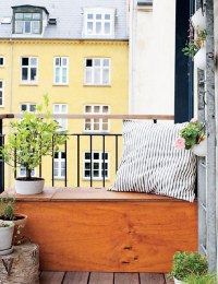 Small balcony  your ideal outdoor retreat at home