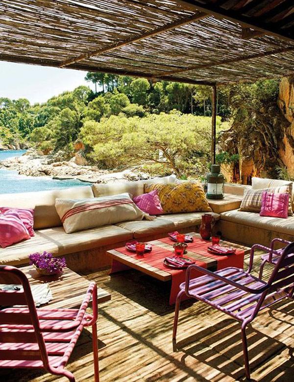 10 serene Mediterranean patios | My Cosy Retreat
