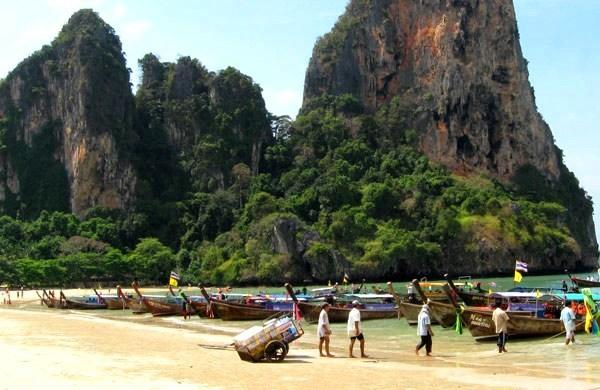 Krabi - a piece of heaven in Thailand   My Cosy Retreat