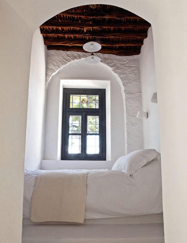 The Greek home of Tina Komninou on the island of Hydra | My Cosy Retreat