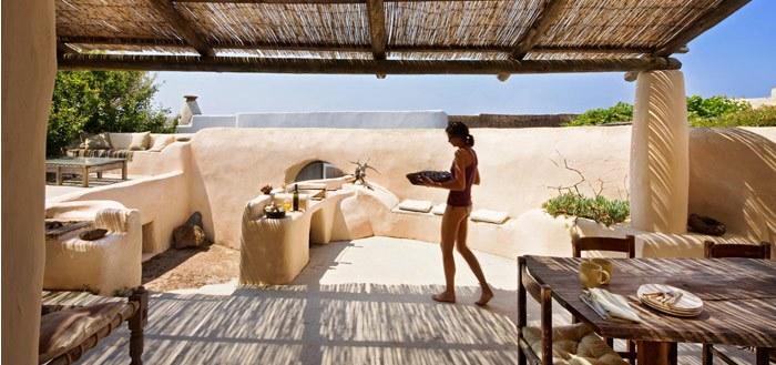 Casa Belquis: a stunning rustic villa on theItalian island ofFilicudi | My Cosy Retreat