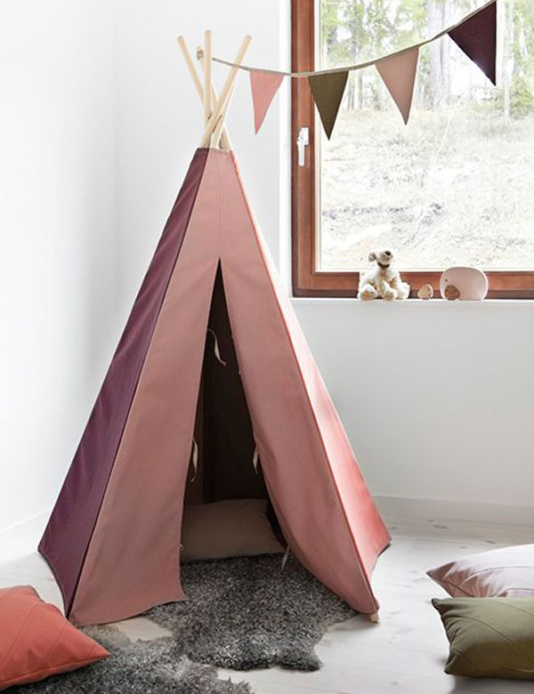 10 awesome tent design ideas for kids room | My Cosy Retreat & Tent design ideas for awesome kids rooms
