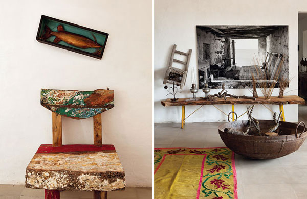 The colorful summer house of designer Luis Galliussi in Ibiza   My Cosy Retreat