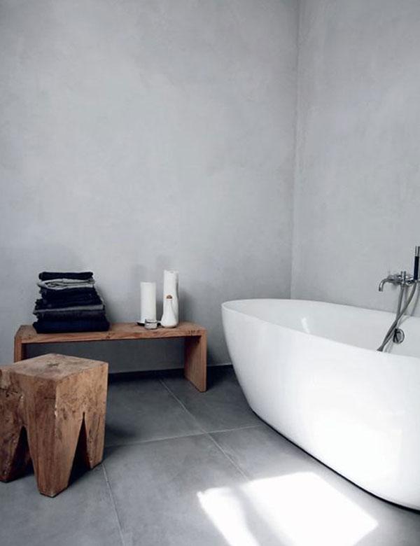 15 beautiful modern rustic bathrooms | My Cosy Retreat