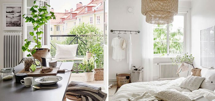 A charming bright apartment in Gothenburg, Sweden | My Cosy Retreat
