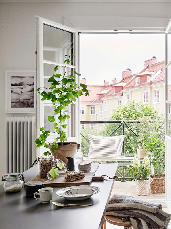 A charming bright apartment in Gothenburg, Sweden   My Cosy Retreat