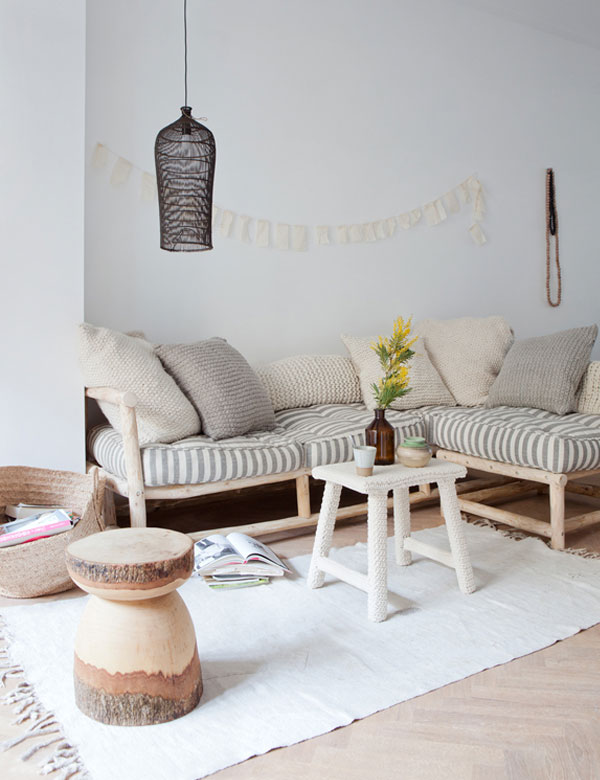 The stylish Amsterdam home of Sukha owner Irene Mertens | My Cosy Retreat