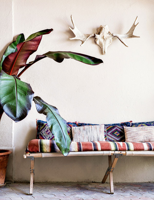 Emma François' bohemian chic home in Marseille   My Cosy Retreat