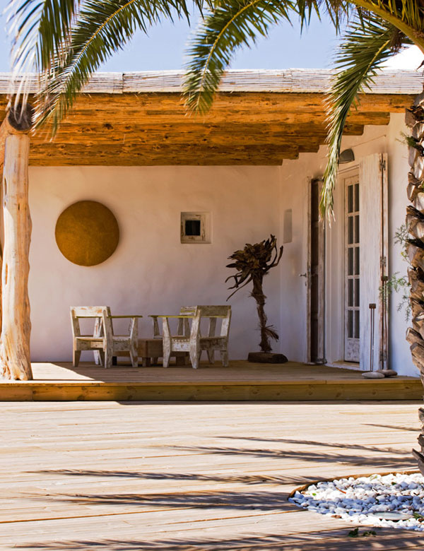 Marvelous A Beautiful Spanish Summer House On The Island Of Formentera | My Cosy  Retreat Photo