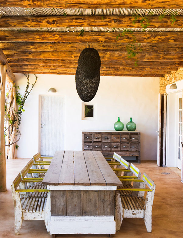 A beautiful Spanish summer house on the island of Formentera | My Cosy Retreat