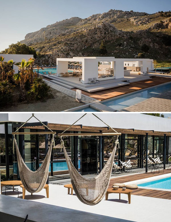 Casa Cook: a stunning bohemian hotel in Rhodes, Greece | My Cosy Retreat
