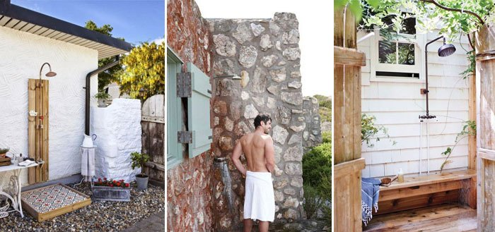 13 awesomely inspiring outdoor bathroom designs my cosy retreat - Outdoor Bathroom