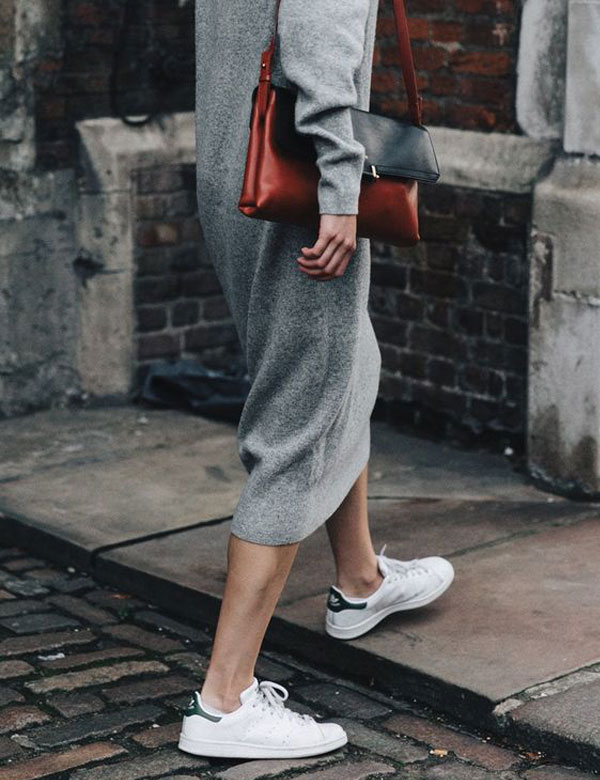 10 awesome casual autumn looks in gray   My Cosy Retreat