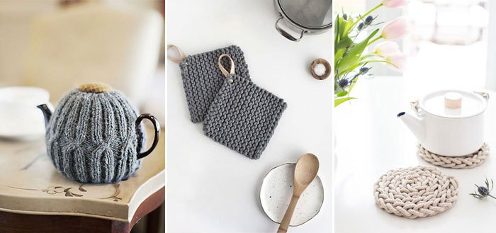 10 lovely DIY knitted home accessories | My Cosy Retreat