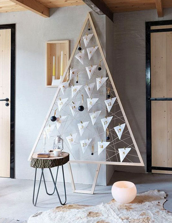 Beautiful & creative DIY Christmas advent calendars | My Cosy Retreat