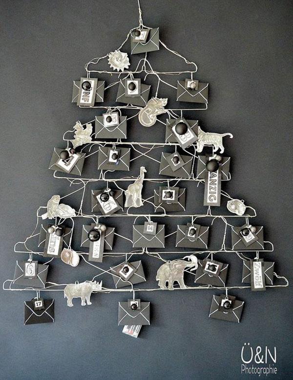 Beautiful & creative DIY Christmas advent calendars | My Cosy Retreat