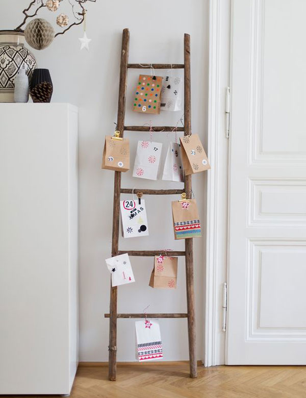 Beautiful & creative DIY Christmas advent calendars   My Cosy Retreat