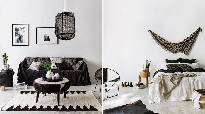 Conceptstore Couleur Locale : Stunning moroccan home decorated by couleur locale conceptstore