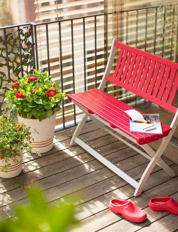 10 gorgeously beautiful small balcony designs   My Cosy Retreat