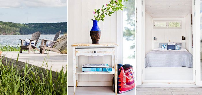 A 15 m² tiny summer cottage in Sweden | My Cosy Retreat