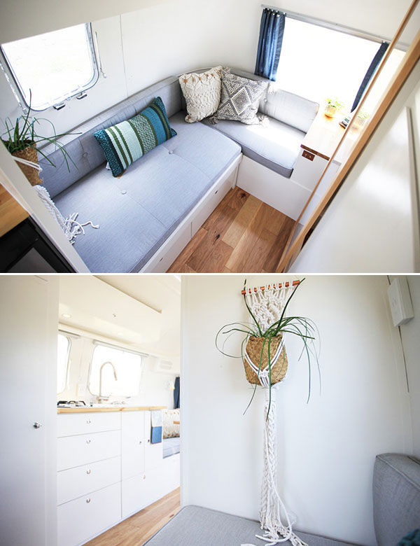 Living in a caravan: summertime happiness | My Cosy Retreat
