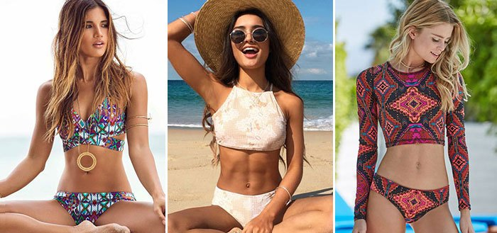 10 gorgeous bohemian swimsuits for Summer 2017 | My Cosy Retreat