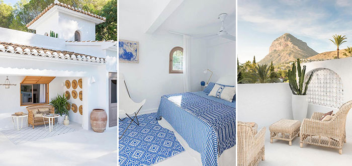 Captivating The Spanish White Coastal Home Of Interior Designer Carlos Serra | My Cosy  Retreat