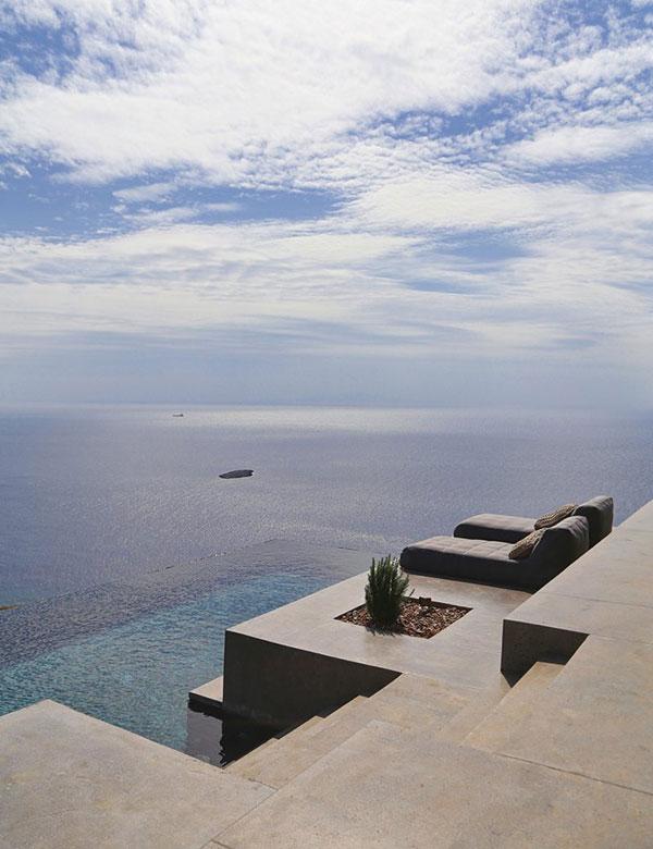 A splendid summer holiday home on the Greek island of Syros | My Cosy Retreat