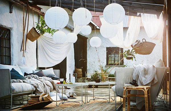 Chill summer vibes with IKEA Summer Collection 2018 | My Cosy Retreat