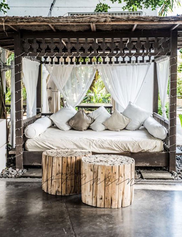13 awesome tropical decorating ideas for your home | My Cosy Retreat