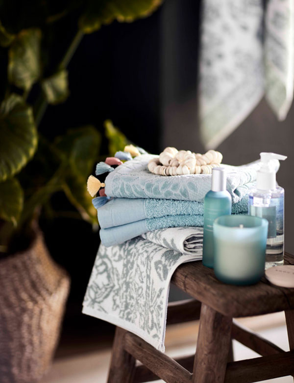 Linen Colorist: the magical Zara Home Summer Collection 2018 | My Cosy Retreat