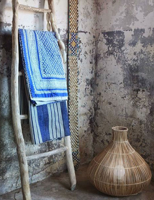 9 beautiful indigo coastal decor inspirations | My Cosy Retreat