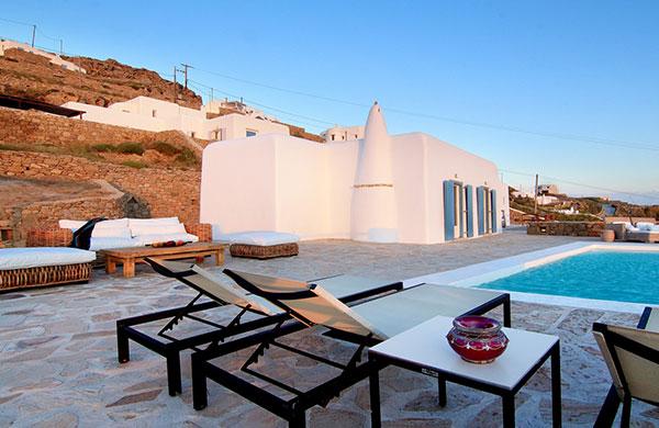 Most Luxurious Mykonian Villas | My Cosy Retreat