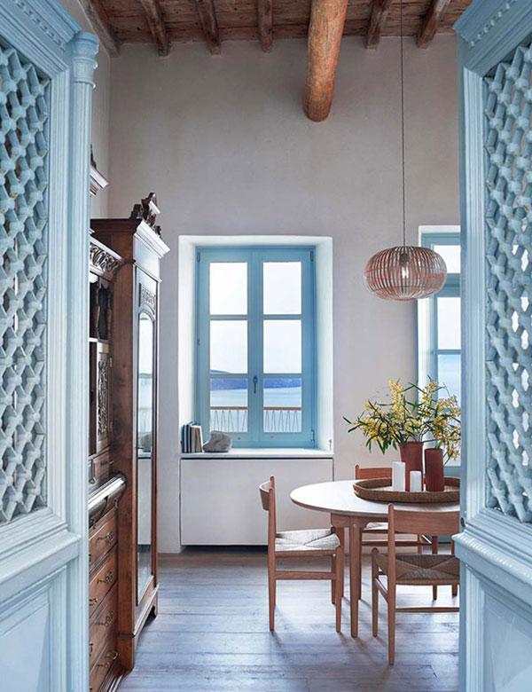 A 19-century summer home on the Greek island of Milos | My Cosy Retreat