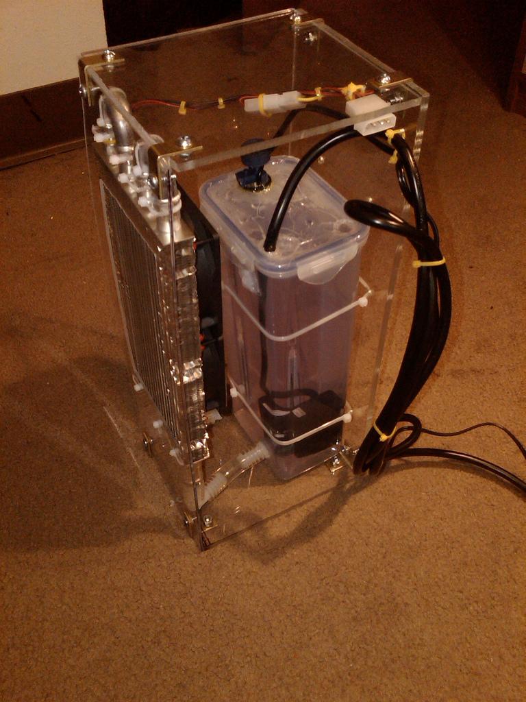 Homemade MiniSpace heaterincubator  Fungi Magic