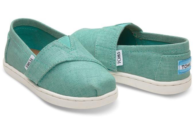 Λινά παπουτσάκια «Toms», www.toms.com