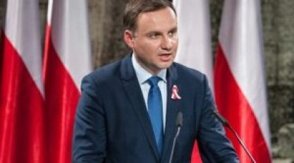 President Duda has announced he will be vetoing the controversial judicial reform bill, making Article 7 unneccesary