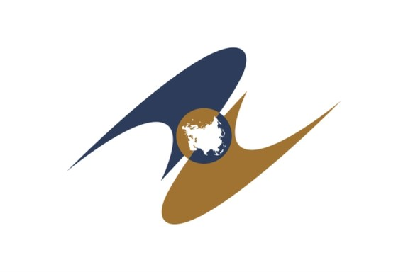 Flag of the Eurasian Economic Union