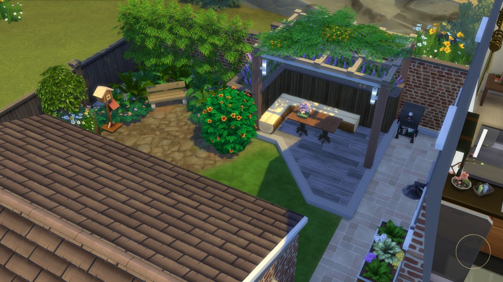 sims 4 house ideas - my country life 6
