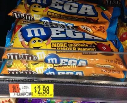M&M Walmart