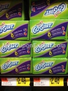 Gogurt Walmart 2