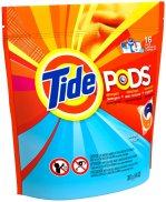 tide pods 16 ct